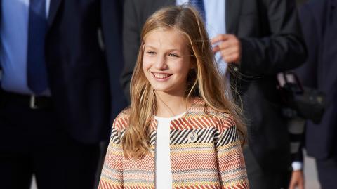 Adiós Spanien: Prinzessin Leonor wandert aus