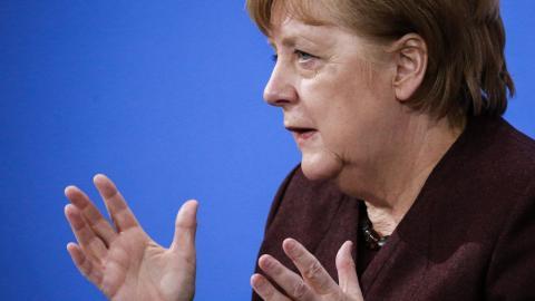 """Infektiologe über Merkel und ihre Corona-Strategie: """"Sie leidet unter Kuba-Syndrom"""""""