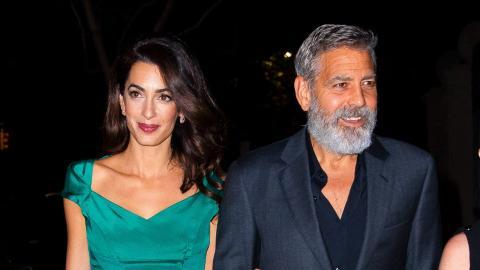 George Clooney: Das verbietet ihm seine Frau Amal bei Töchterchen Ella