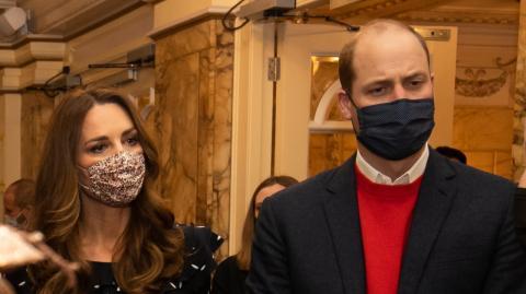 """""""Bestürzt"""": Kate und Prinz William alles andere als begeistert von Meghans und Harrys Interview"""