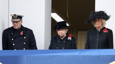 Prinz Philip seit Wochen im Krankenhaus: Camilla Parker Bowles hat Neuigkeiten