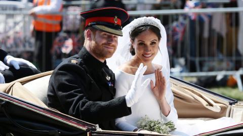 Familie war ahnunglos: Harry und Meghan vor offizieller Trauung schon längst verheiratet!