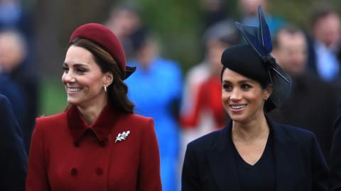 Meghan Markle erhebt schwere Vorwürfe: Kate Middleton hat sie zum Weinen gebracht