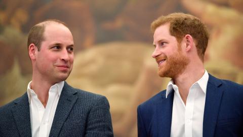 Prinz William: Nach Interview von Meghan und Harry am Boden zerstört