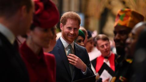 Prinz Harry: Zu diesem Royal hat er so viel Kontakt wie noch nie
