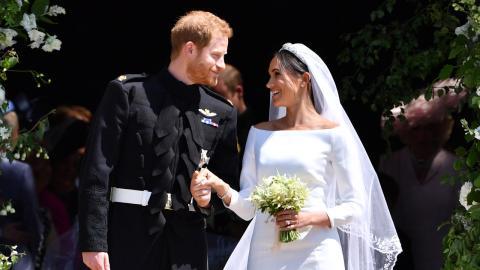 Harry und Meghan: Heimliche Hochzeit für ungültig erklärt