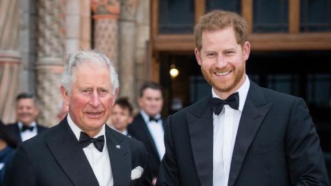Meghan und Harry: Prinz Charles reagiert nicht mehr auf die Anrufe seines Sohnes