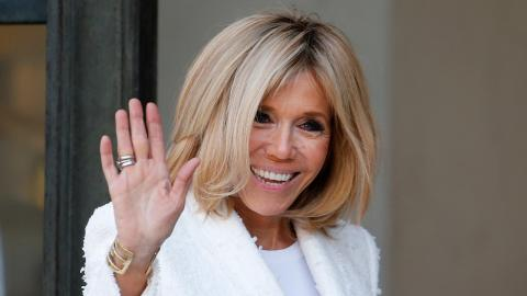Brigitte Macron: Diesen beleidigenden Spitznamen bekommt sie von der französischen Presse