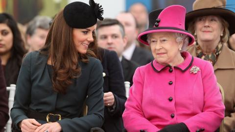 Royals: Queen Elizabeth heißt zwei neue Familienmitglieder willkommen