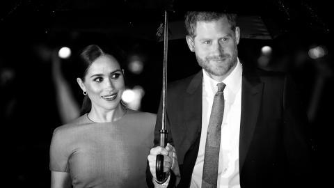 Halbschwester sicher: Harry und Meghan lassen sich scheiden