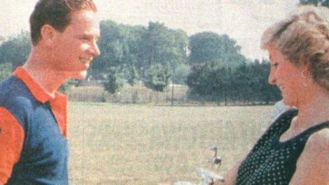 Diana: So schlecht steht es um ihren ehemaligen Geliebten James Hewitt