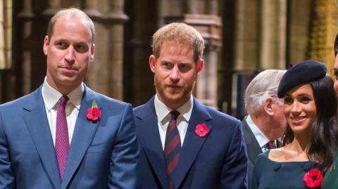 Geheime Gespräche zwischen Harry und William: Meghans Freundin packt aus