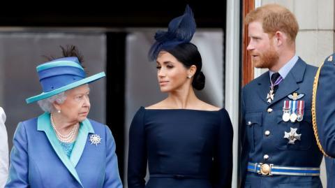 Meghan Markle: Die Queen trifft nach Rassismus-Vorwürfen eine schwere Entscheidung