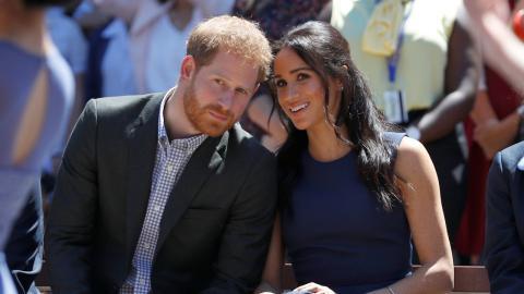 Harry und Meghan: Ist das Paar zu vulgär für seine neuen Eliten-Freunde?