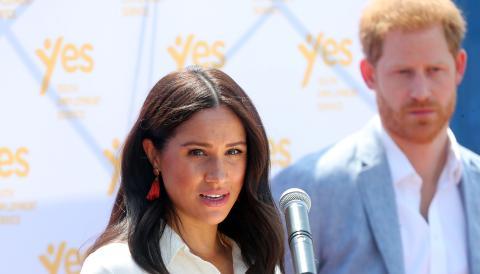 Meghan Markle: Jetzt hetzt ihre Halbschwester auch gegen Prinz Harry