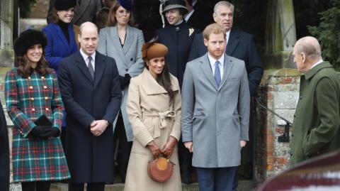 Harry und Meghan: Zu diesen Royals haben sie noch immer Kontakt