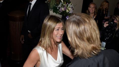 Sind Brad Pitt und Jennifer Aniston doch wieder zusammen?