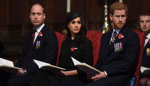 Prinz Harry süchtig nach Ruhm? Schwere Vorwürfe von Prinz William