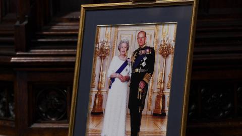 Nach Prinz Philips Tod gibt Prinz Andrew ein Update: So geht es der Queen