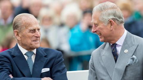 Prinz Philip: Sein letzter Wunsch an Sohn Charles