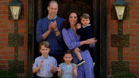 Royals: Wie Prinz William seinen Kids den Tod von Prinz Philip erklärt