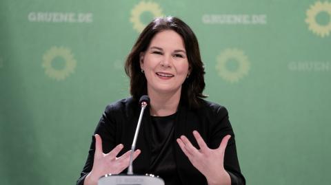 Karrierefrau und Familienmensch: So tickt Kanzlerkandidatin Annalena Baerbock privat