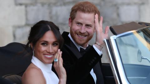 Meghan und Harry: Entscheiden sie sich für diesen symbolischen Baby-Namen?