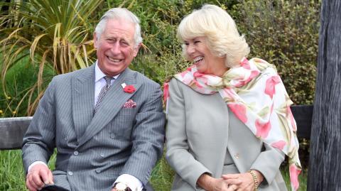 Prinz Charles und Herzogin Camilla: Mann behauptet, ihr unehelicher Sohn zu sein
