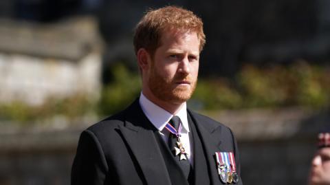 """Prinz Harry """"geschockt"""": Sagt der Royal seine nächsten Termine in Großbritannien ab?"""