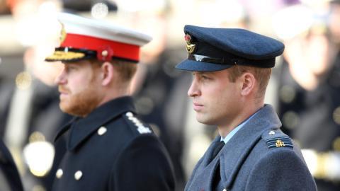 Keine Versöhnung zu Dianas Geburtstag: So machen Harry und William ihren Bruch deutlich