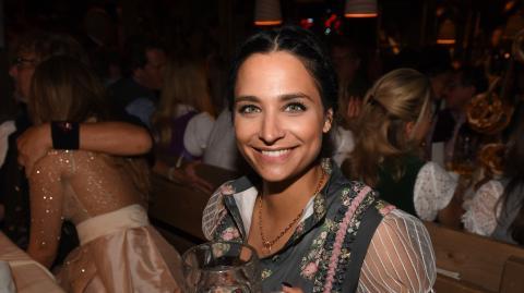Amira Pocher geht in Therapie