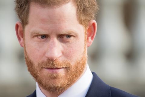 Prinz Harry spricht über Angst, die nächste Frau in seinem Leben zu verlieren