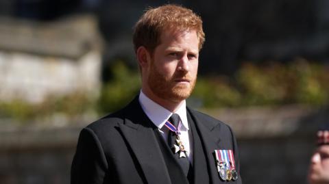 Prinz Harry: Außerkörperliche Erfahrung bei Lady Dianas Trauerfeier