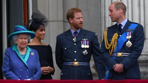 Royal Family: Müssen sich Meghan und Harry scheiden lassen?