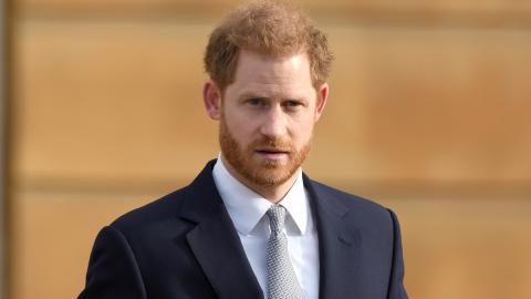 Kameras lösen Wut in ihm aus: Prinz Harry spricht offen über seine Therapie