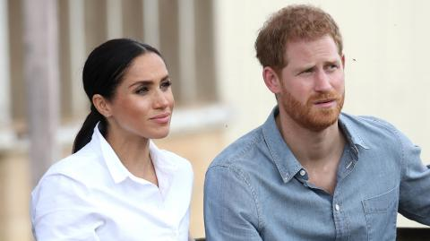 Harry und Meghan: Das steckt hinter ihrem Nanny-Skandal