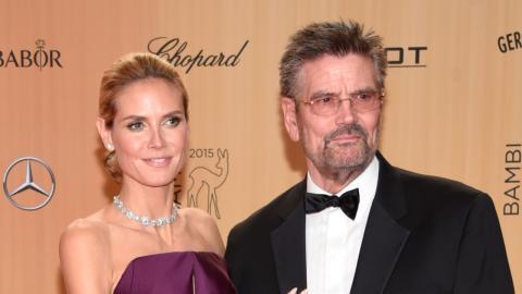 Streit spitzt sich zu: Heidi Klum droht ihrem Vater mit dem Gefängnis