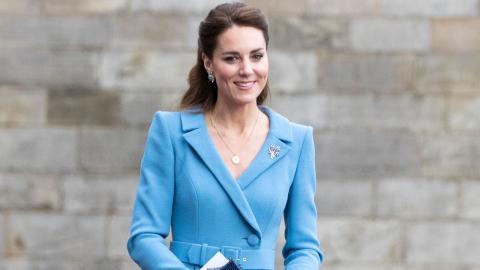 Kate Middleton zum vierten Mal schwanger? Urlaubsbilder lassen hoffen