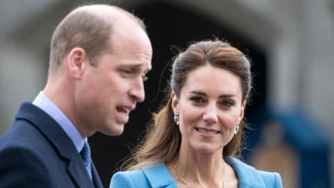 Kate Middleton und William: Schickt die Queen sie ins Exil?