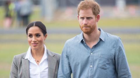Harry und Meghan: So teuer war die Geburt von Tochter Lilibet