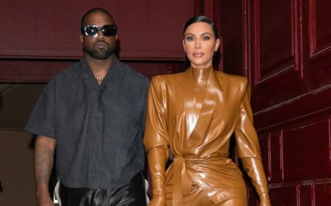 Kim Kardashian: So reagiert sie nach der Trennung auf Kanye Wests neue Beziehung