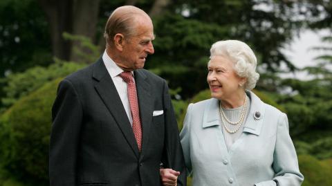 Queen Elizabeth: Das sind ihre letzten Worte an Prinz Philip gewesen