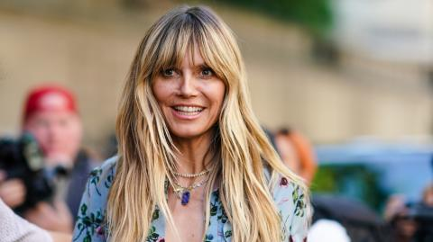 """""""Ich bin immer dabei"""": Heidi Klum weicht Tochter Leni bei Fotoshootings nicht von der Seite"""