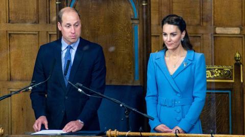 Kate Middleton und Prinz William: So paranoid sind sie wegen Harry