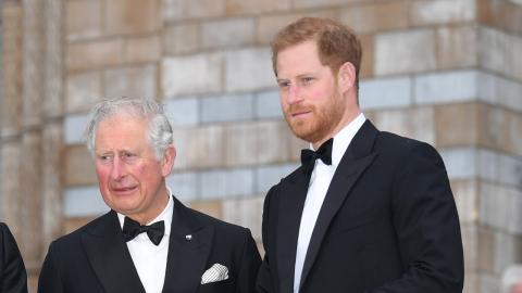 Wegen Harry trifft Prinz Charles radikale Entscheidung