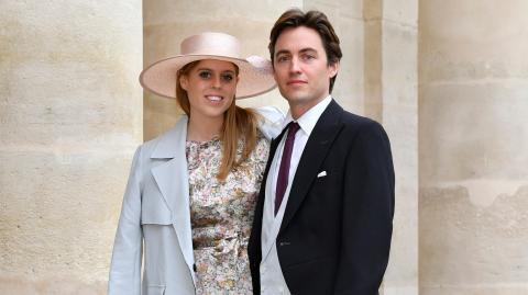 Prinzessin Beatrice: Ihre Nanny kostet so viel wie die von Kate und William