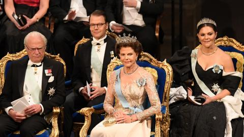 Wird Kronprinzessin Victoria bald Königin von Schweden?