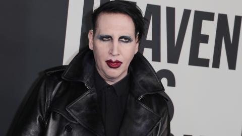 Marilyn Manson: Nach Haftbefehl liefert er sich endlich der Polizei aus
