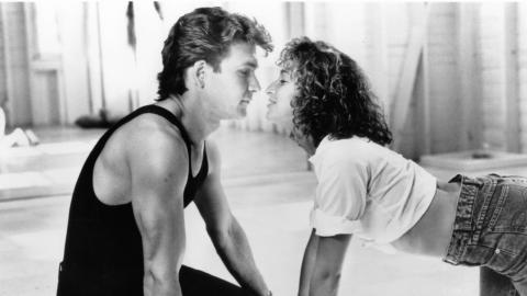 """""""Dirty Dancing"""": Warum sich Patrick Swayze und Jennifer Grey hassten"""