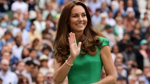 Baby Nummer vier? Verdächtiges EM-Foto von Kate Middleton!